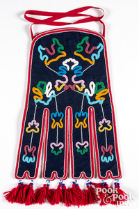 Angela Swedeberg Tlingit Indian Octopus bag