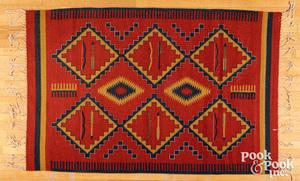 Zapotec Indian weaving