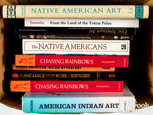 Reference books on Native American Indian