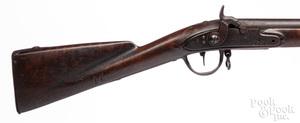 Pennsylvania John Miles 1797 contract rifle