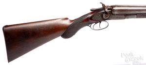 Henry Richards, London double barrel shotgun