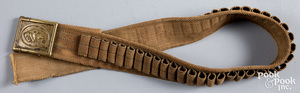 Anson Mills, Indian Wars web cartridge belt
