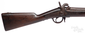 Belgian model 1857 percussion musket