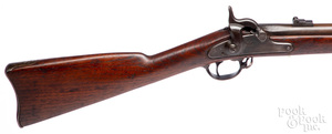 US Springfield model 1863 percussion rifle/musket