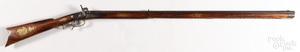 Pennsylvania full stock percussion rifle