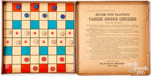 McLoughlin Bros. Game of Yankee Doodle