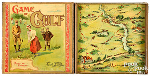Parker Bros. Game of Golf, early 20th c.