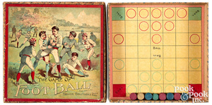 Parker Bros. Game of Foot Ball, early 20th c.