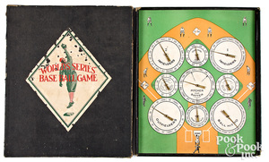 United Games Co. World's Series Baseball Game