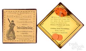 Clark & Martin's Advertising Baseball Game