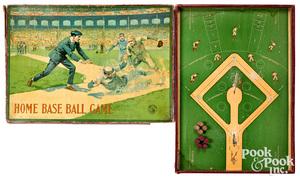 McLoughlin Bros. Home Baseball Game, ca. 1911