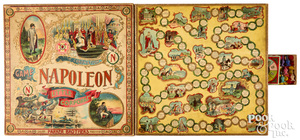 Parker Bros. Game of Napoleon The Little Corporal