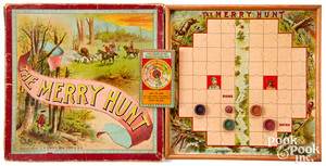 J. H. Singer The Merry Hunt Game, early 20th c.