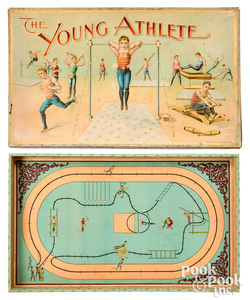 Chaffee & Selchow The Young Athlete game