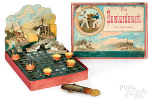 German The Bombardment A New Parlor Game