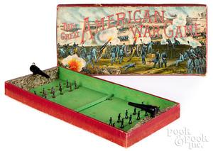 J.H. Hunter Great American War Game, ca. 1899