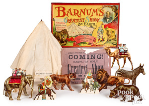 Parker Bros. Barnum's Greatest Show on Earth
