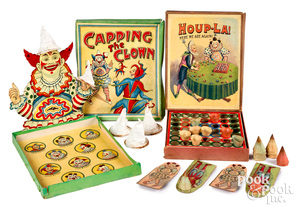 Two Clown themed games