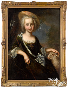 Manner of Jean Francois De Troy oil on canvas