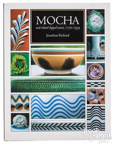 Rickard, Jonathan Mocha and Related Dipped Wares