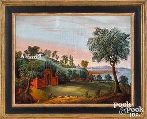 William Matthew Prior view of Mount Vernon