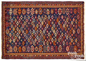 Sumac carpet, early 20th c.