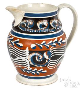Exceptional mocha pitcher
