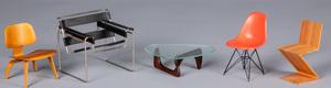 Vitra Museum mini mid-century modern furniture