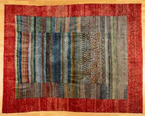 Contemporary Oriental carpet, 9'10