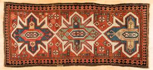 Kazak carpet early 20th c.