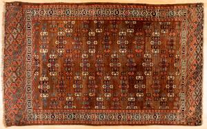 Yomud carpet, early 20th c.