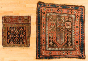 Caucasian prayer rug, early 20th c.