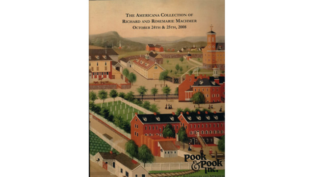 The Americana Collection of Richard and Rosemarie Machmer