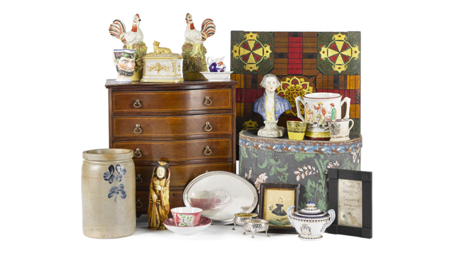 Online Only Decorative Arts - Day One