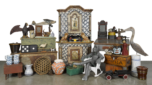 Online Only Decorative Arts - Day Two