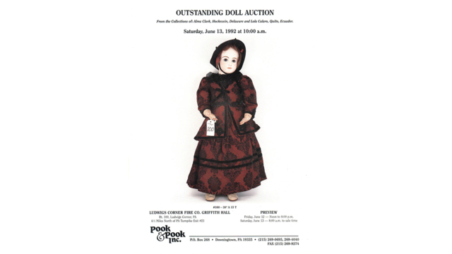 Outstanding Doll Auction