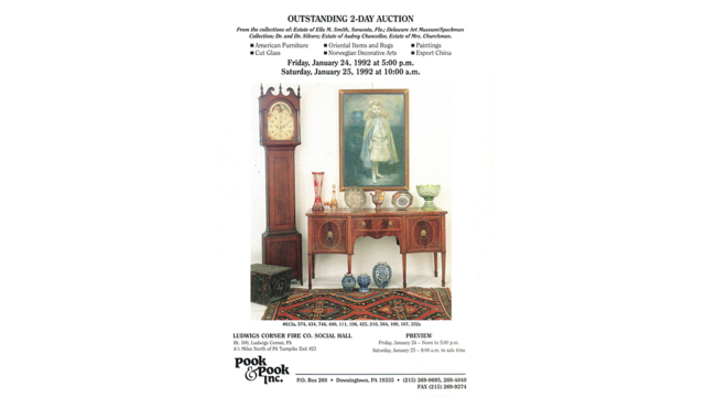 Outstanding Two-Day Auction