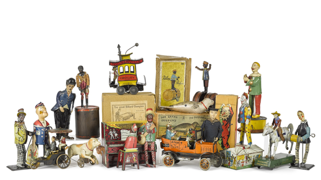 Antique Toy Auction - Day Two