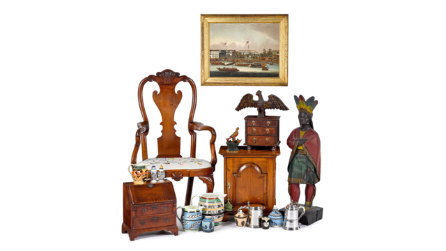 Americana & International Auction - Day 1
