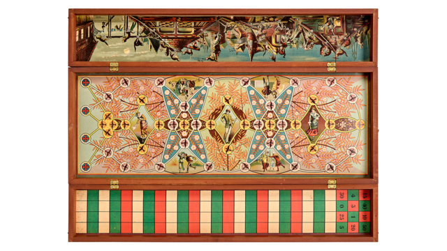 Antique Toys & Board Games
