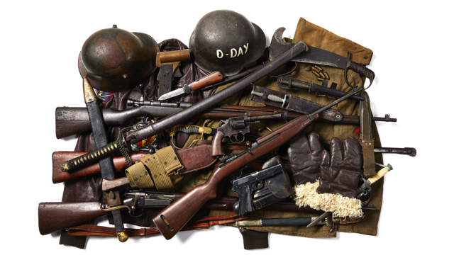 A 50 Year Pennsylvania Collection of Militaria