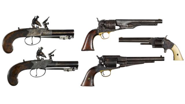 Firearms, Sporting, & Militaria