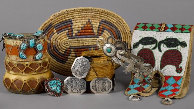 Online Only Native American Objects