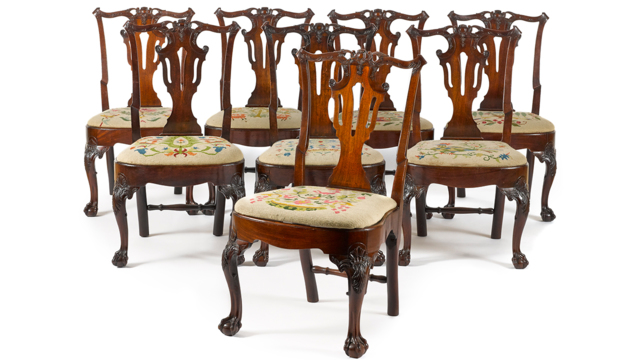 International Furniture & Decorative Arts